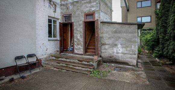 Sostinės Žvėryno rajone įvykdyta žmogžudystė