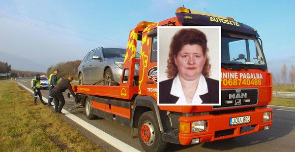 Neblaivi vairavusi Panevėžio teisėja G.Kazilionienė bus atleista už žeminantį poelgį
