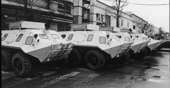 Šiemet sukanka 25 metai, kai okupacinė kariuomenė buvo išvesta iš Lietuvos teritorijos