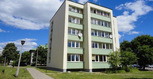 Renovacijos čempionei Ignalinai pavyko renovuoti visus daugiabučius