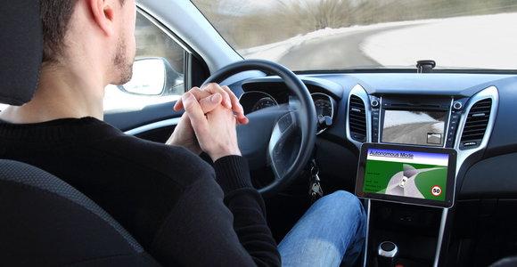 Ateitis jau čia pat. Kada išauš autonominių automobilių era?