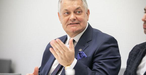 Romas Austinskas: Vežėjų verslas turi plėstis, o ne bėgti į užsienį