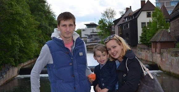 Tėvai kovoja už sūnaus gyvybę: vokiečiai problemą pražiūrėjo, o lietuviai duoda tik 9 mėnesius