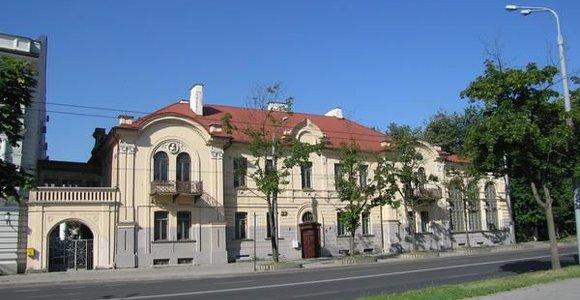Vietoje Raudonojo Kryžiaus ligoninės iškils viešbutis, biurai ir būstai
