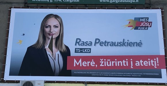 Politinėje kovoje K.Krivicką įveikusi R.Petrauskienė: kampanija buvo nelabai švari