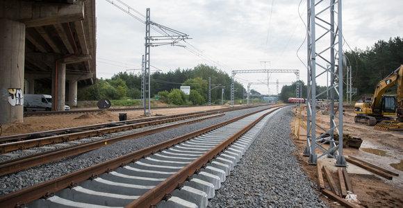 Krovinių geležinkeliais per Vilnių nebeveš – juos kreips aplinkkeliu