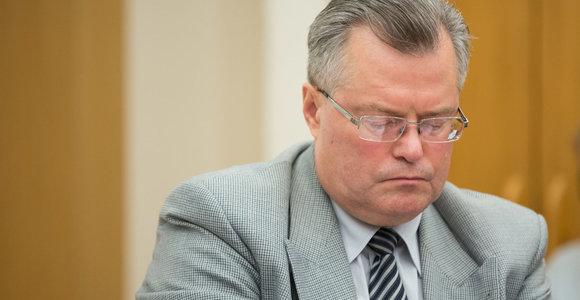 R.Šukys skųs teismo sprendimą dėl VSD informacijos apie jį