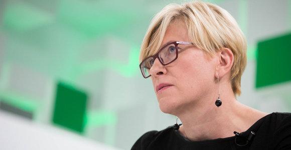 """Ingrida Šimonytė: čia dar vienas """"rekordinis"""" biudžetas"""