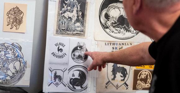 Interviu su Vyčio simbolio kūrėju Gintaru Karosu