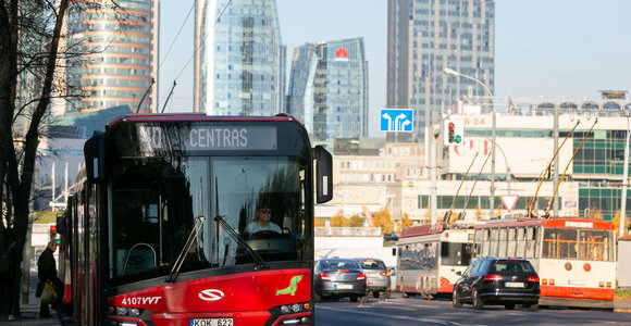 Ar važiuotumėte miesto autobusu, jeigu bilietas nieko nekainuotų?