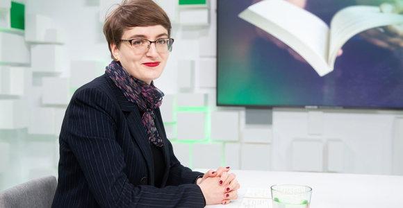 15min studijoje – pokalbis apie Vilniaus Knygų mugę