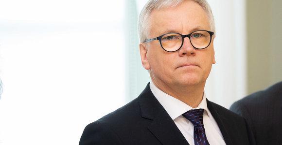 Europos Audito Rūmų narys Rimantas Šadžius Lietuvoje pristato ES biudžeto vykdymo rezultatus