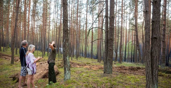 Lietuvoje – ketvirtos klasės gaisringumas: ugniagesiai įspėja, kad tai ne juokai