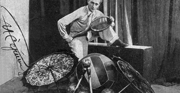Alvidas Jancevičius: Tokia buvo lietuviškojo cirko pradžia
