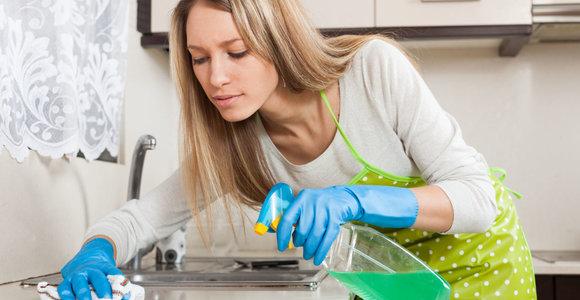 Ar generaliniam namų tvarkymui pasiruošę?
