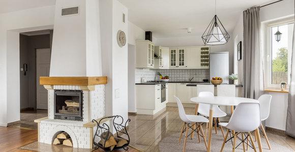 Kokias grindis rinktis virtuvėje?