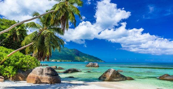 Kodėl Seišeliai yra gražiausias salynas pasaulyje? Vietos, kurias privalu aplankyti