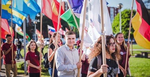 Studijas Lietuvoje renkasi vis daugiau studentų iš trečiųjų šalių