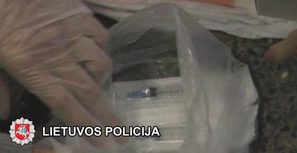 Heroino tiekimo tinklą į Alytaus pataisos namus kriminalistams išpainioti prireikė 3 metų