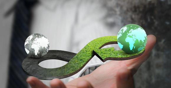 Aplinkosaugininkų prasimanymu laikyta koncepcija šiandien radikaliai keičia verslą