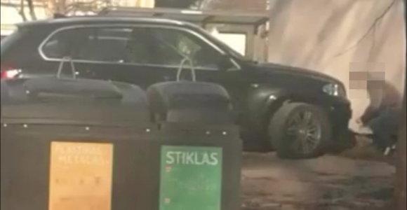 """Kaune pasieniečiai sulaikė keturis užsienyje vogtus """"BMW"""" automobilius"""