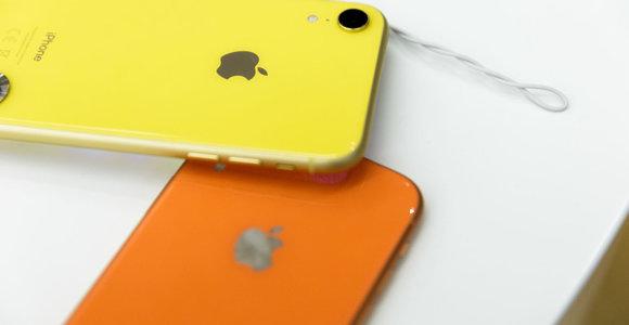 """Geidžiamiausia Kalėdų dovana JAV paaugliams – išmanusis """"iPhone"""""""