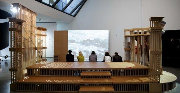 """MO muziejuje buvo pristatytas projektas """"Villa Lituania"""""""