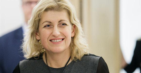 Liana Ruokytė-Jonsson tapo Vilniaus kino klasterio valdybos pirmininke