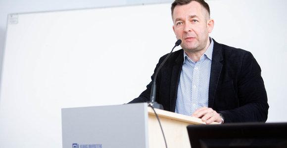 R.Vilpišauskas: prezidentė sukritikavo valdančiuosius, bet beveik nieko nepasiūlė