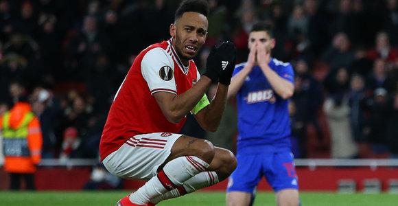 """Gabono futbolo galvos žinutė ryškiausiai šalies žvaigždei: """"Reikia ambicingesnio klubo nei """"Arsenal"""""""