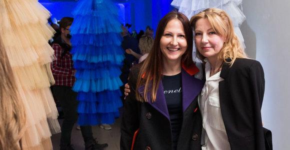 Dizainerė Renata Maldutienė kuria spalvų namus