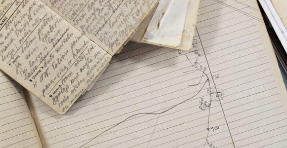 Lietuvą pasiekė Naujosios Zelandijos lietuvių archyvai