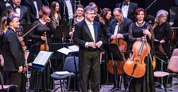 Dirigentas Tomas Ambrozaitis: Orkestras – mūsų teatro pamatas