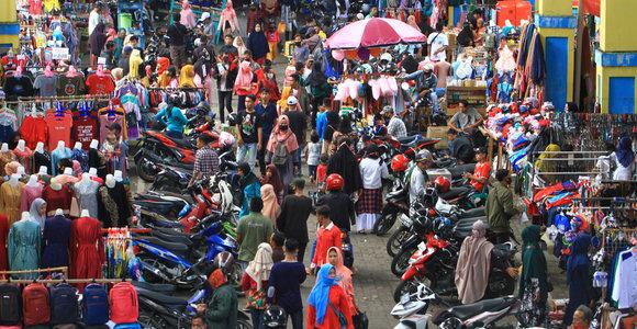 Indonezija tiria daugiau kaip 2 mln. rinkėjų duomenų nutekėjimą