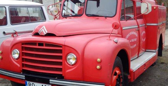 Istorinių sunkvežimių gerbėjai vienijasi: rinksis į pirmąjį tokį renginį Lietuvoje