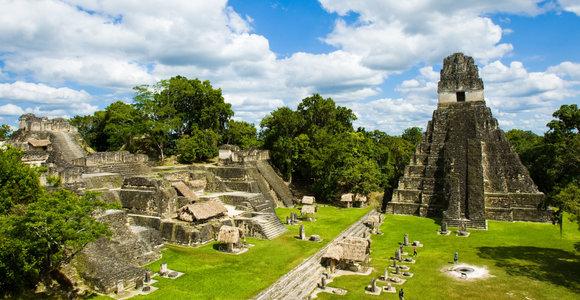 Kelionių po Centrinę Ameriką akimirkos