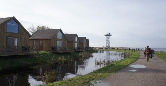 """1200 km žygio pėsčiomis """"Už švarią Lietuvą!"""" dienoraštis: Dreverna – Klaipėda (30 km)"""