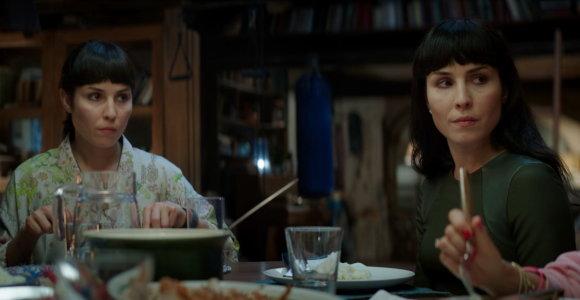 """Mokslinės fantastikos filmas """"Septynios seserys""""  su Noomi Rapace"""