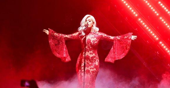"""Weekend Baltic"" festivalyje koncertuos hito ""In The Name Of Love"" atlikėja Bebe Rexha"