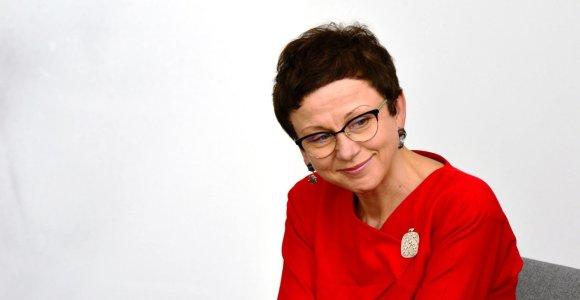 """Prof. Vilma Žydžiūnaitė paaiškino, kodėl mokslininkai Lietuvoje nėra """"madingi"""""""