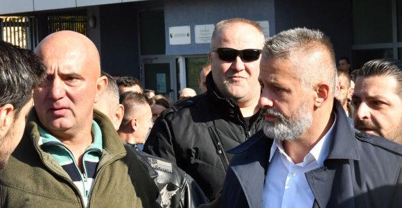 """Prasideda pakartotinas """"Srebrenicos gynėjo"""" N.Oričiaus bylos nagrinėjimas"""