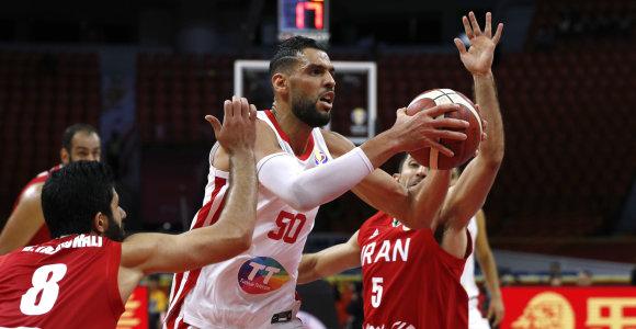 """Oficialu: """"Real"""" komandą sustiprino NBA rungtyniavęs tunisietis"""