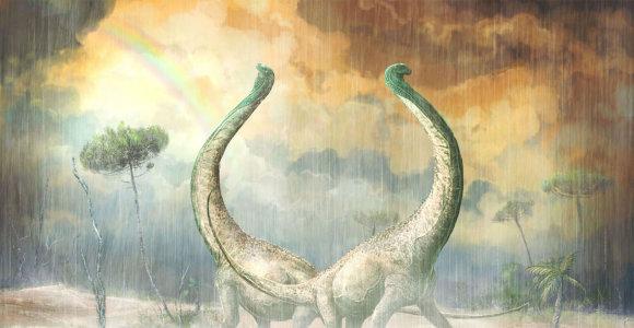 NASA astrofizikė: kitoje galaktikos pusėje gyveno dinozaurai