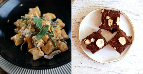 """auGalingas iššūkis: saldžiųjų bulvių """"gnocchi"""" su grybais ir saldainiai """"morkytės"""""""