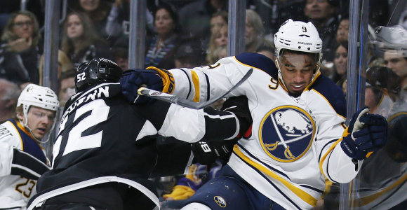 """NHL: Los Andželo """"Kings"""" iškovojo ketvirtą pergalę iš eilės"""