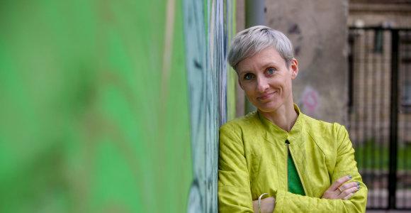 Savaitgalio įkvėpimai: Prodiuserė G.Masteikaitė apie kontroversišką knygą ir Naująjį Baltijos šokį