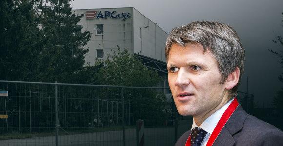 Naująjį Lietuvos oro uostų valdybos pirmininką pasivijo praeitis: valstybė bando panaikinti jo pasirašytą sutartį