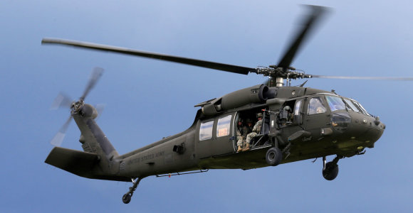 Aukšto rango vadas: JAV įsipareigojusios NATO