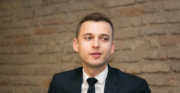 "J.Špakauskas vadovaus ""Bitės"" viešiesiems ryšiams"