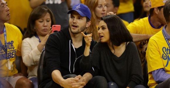 Mila Kunis vos neprarado vaidmens dėl ypatingo susitarimo su Ashtonu Kutcheriu